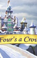 Sofia the First: Four's a Crowd by DaisyMontano
