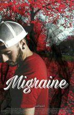 Migraine (Josh Dun)  by BlackViolette