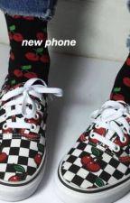 New phone | Camren by arcticashh