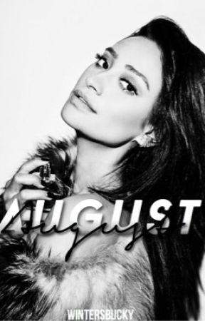 August →Sebastian Stan by wintersbucky