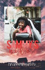 sammy's neighbor ⇔ hayes grier/stew maloley  by tezeramengestu