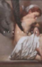 STRANGER ↱ EZRA MILLER by oracIes