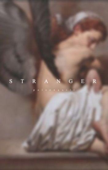 stranger ✎ ezra miller