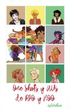 One-shots y AUs de HOO y PJO by irilunatica