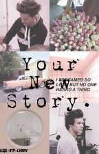 Your New Story | L.S by aleje-otp-lxrry