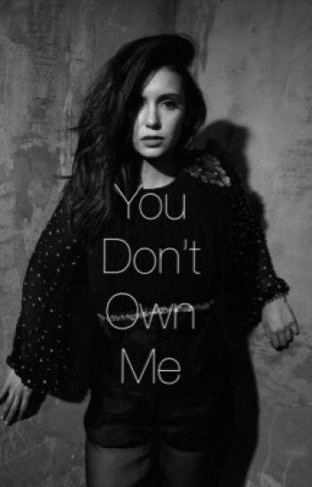 You Don't Own Me -(Joker Leto Fanfiction) #Wattys2016