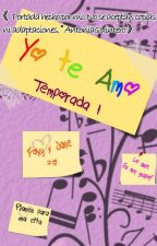yo te amo *foxy x jane* ( tu) #FNAFHS by AntoniaQuintero