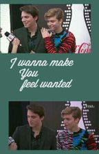 I wanna make you feel wanted (Riam) by hurrixanefiym