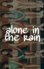 alone in the rain ;; sinrin by noemai