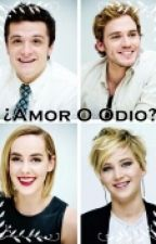 ¿Amor O odio? by Leslie_sicairos