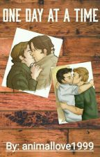 One day at a time (Destiel and Sabriel high school AU) by animallove1999