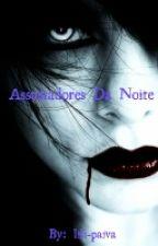 Assustadores Da Noite by lili-paiva