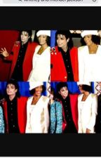Michael Jackson and Whitney Houston: The king of pop and The voice  by nekia1xoxo