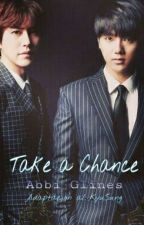 Take a Chance (KyuSung) by MonMasterELF20