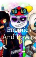 Error x Ink || enemies and lovers by mandurr05