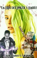 La Hija De Joker Y Harley by camarenagirl