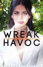 Wreak Havoc • Suicide Squad by dreamingofmischief