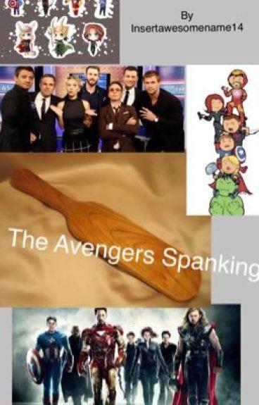 The Avengers Spanking
