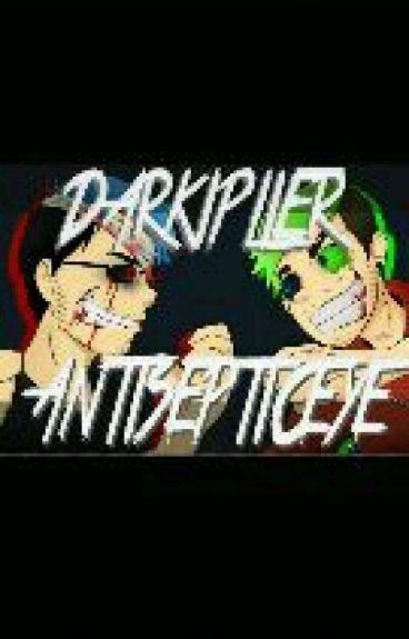 Darkiplier vs Antisepticeye x Reader