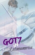 GOT7 IN Latinoamérica  by ValentinaAhgaseJw