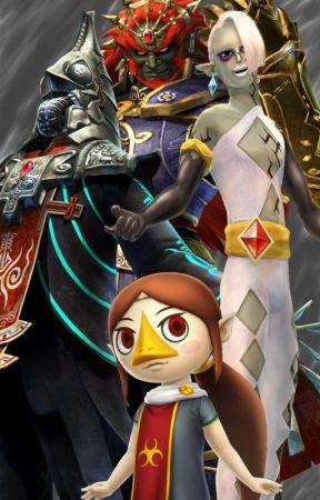 Hyrule Warriors Ganons World Part 4 Identity Wattpad