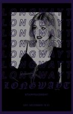 Long Way to Nowhere ▸ S. ROGERS ❨ o.h ❩ by starfragment