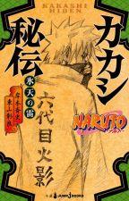 Kakashi Hiden by SakuraUH