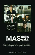 Mas Takoyaki ✔ Yuta [au] by naerene_