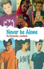 Never be alone (brandon rowland) by fernanda_rowland