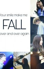 Fall (Sinkook Fanfict) by hwangsboo