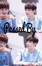 PASSED BY // MEANIE FANFIC by wontonsalien