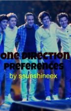 One Direction Preferences by NaNaNourry