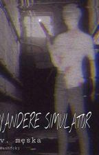 Yandere Simulator v. Męska by Rinari-chan