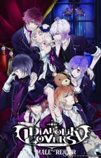 Diabolik Lovers x Male Seme Reader by Tyjinik