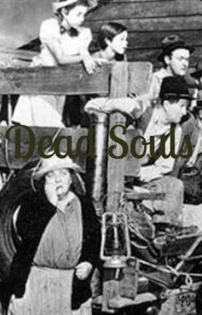 Dead Souls by lightatdark