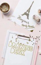 Drawing Desk! by myth-twist