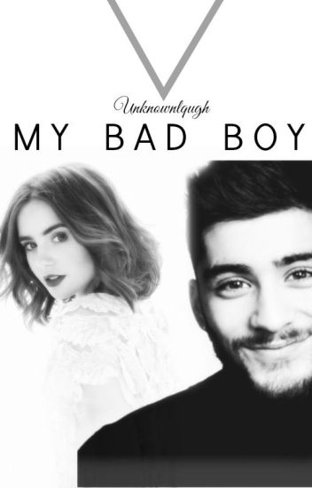 my bad boy; malik.