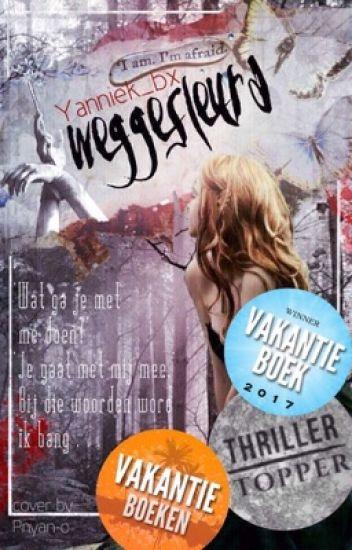Weggesleurd [NL] // Winner vakantieboek 2017!
