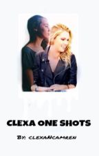 CLEXA ONE SHOTS by clexaNcamren