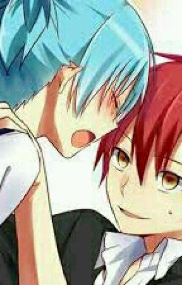 [Karma x Nagisa] Anh yêu em, bạn học của anh !!!