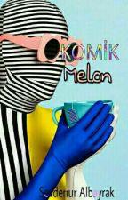 Komik Melon by paramanyo