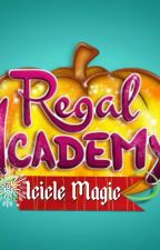 Regal Academy:Icicle Magic by india292004