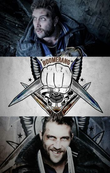Know Better ⥈ Captain Boomerang