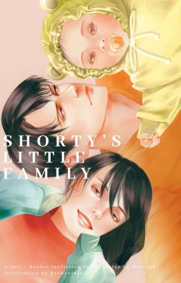 Levi x Reader | Shorty's Little Family (Modern AU)