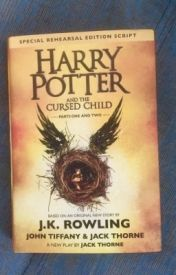Harry Potter and the Cursed Child Verdict by aeonsiege