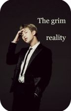 The Grim Reality (Kim Namjoon) by lapatisserie