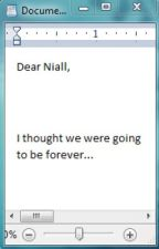 Dear Niall by rilayaesthetic