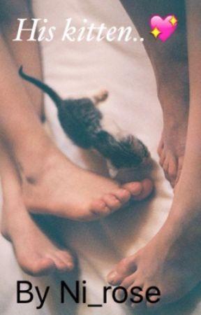 His kitten by Nia_Mulan