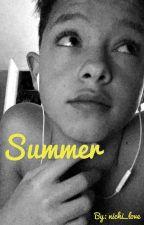 Summer   JacobSartorius by nichi_love