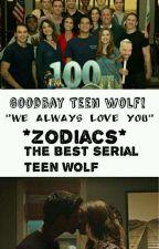 Teen Wolf & zodiacs  by misiaczek0102